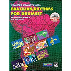 Brazilian Rhythms for Drumset (with CD)