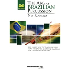 The ABCs of Brazilian Percussion (Book & CD)