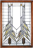Complete Leaded Glass Windows of Wright By Julie Sloan