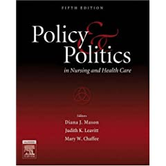 Policy and Politics book cover