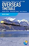 Overseas Timetable (Independent Traveller's Edition)