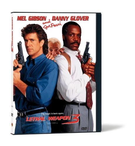 Lethal weapon 3 / Смертельное оружие 3 (1992)