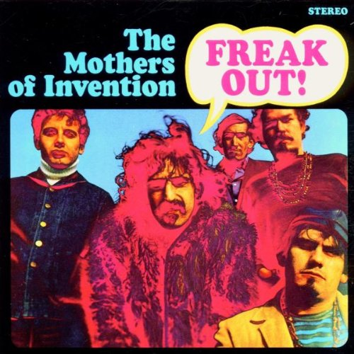 The Mothers Of Invention - Freak Out! - Zortam Music
