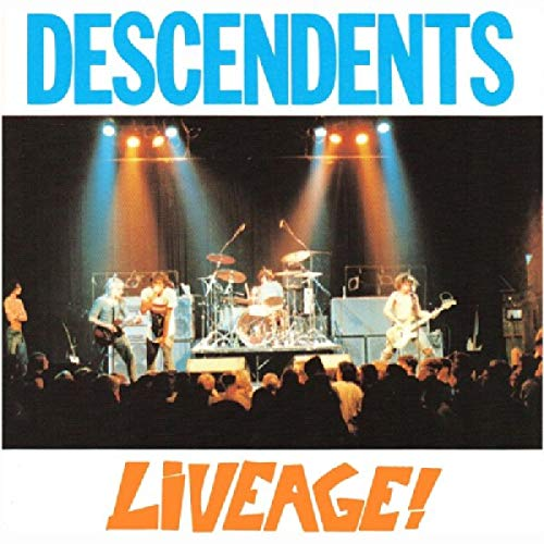 Descendents - Liveage! - Zortam Music