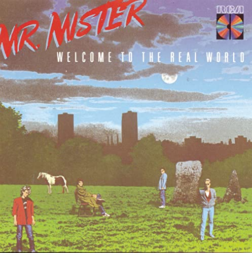 Mr.Mister - Welcome To The Real World - Zortam Music
