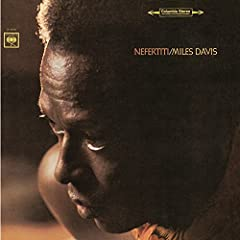  Miles Davis - Nefertiti  cover