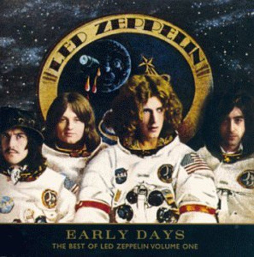 Led Zeppelin - Best of Zeppelin, Vol. 1 Early Days - Zortam Music