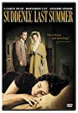 Suddenly, Last Summer By DVD