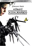 Edward Scissorhands By DVD