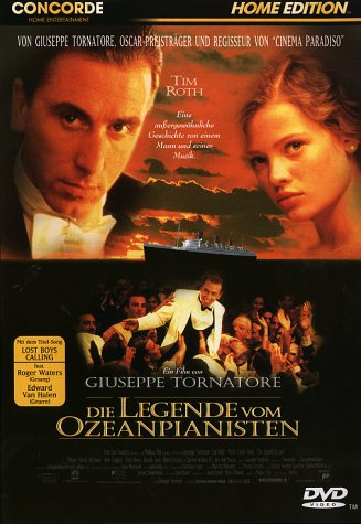 Leggenda del pianista sull'oceano, La / Легенда о пианисте (1998)
