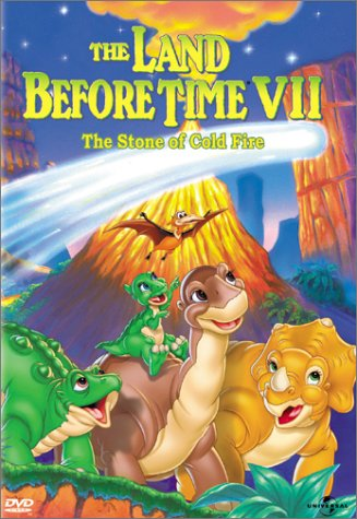 Land Before Time VII, The: The Stone of Cold Fire / Земля до начала времен 7: Камень Холодного Огня (2000)