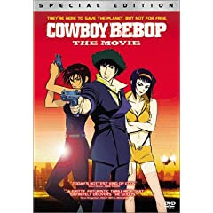 Shinichir&#180; Watanabe's Cowboy Bebop - The Movie