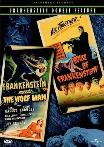 House of Frankenstein / Дом Франкенштейна (1944)