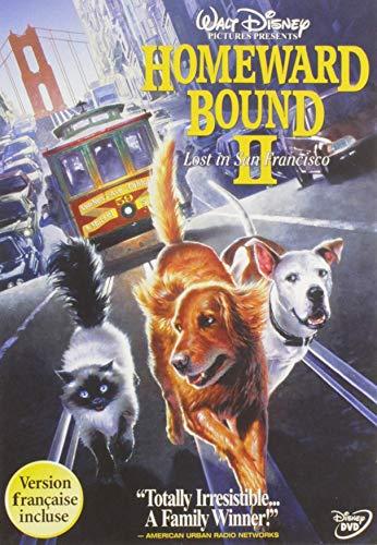 Homeward Bound II: Lost in San Francisco / Дорога домой 2: Затерянные в Сан - Франциско (1996)