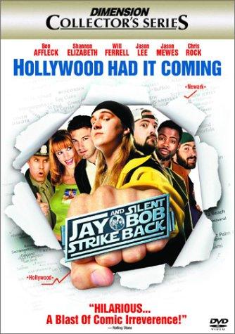 Jay and Silent Bob Strike Back / Джей и молчаливый Боб наносят ответный удар (2001)