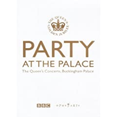 Party at the Palace - The Queen's Concerts, Buckingham Palace