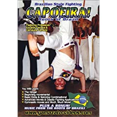 Capoeira! Brazilian Style Fighting