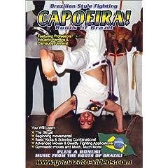 Capoeira! Brazilian Style Fighting