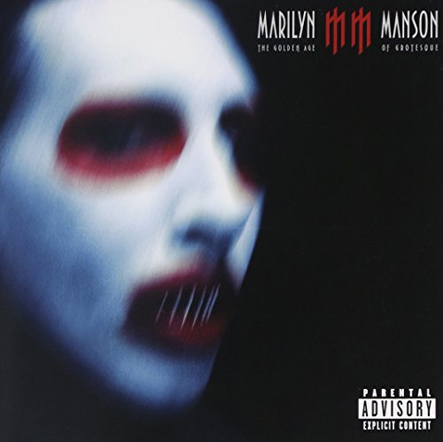 Marilyn Manson - Golden Age of Grotesque, The - Zortam Music