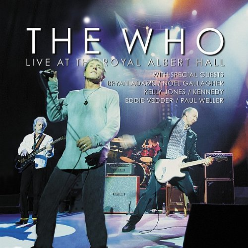 The Who - Live at the Royal Albert Hall/ - Zortam Music