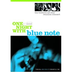 One Night With Blues Note (DVD) cover