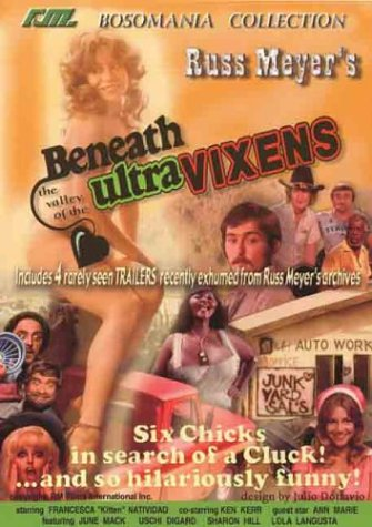 Beneath the Valley of the Ultra-Vixens / Долина ультрамегер (1979)