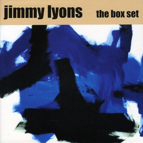 "Read ""Jimmy Lyons Box Set"""