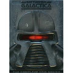 Battlestar Galactica Dvds (1978)