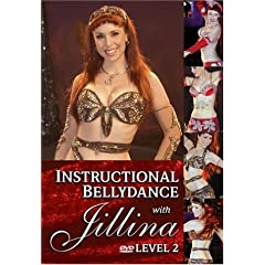 Instructional Bellydance With Jillina - Level 2