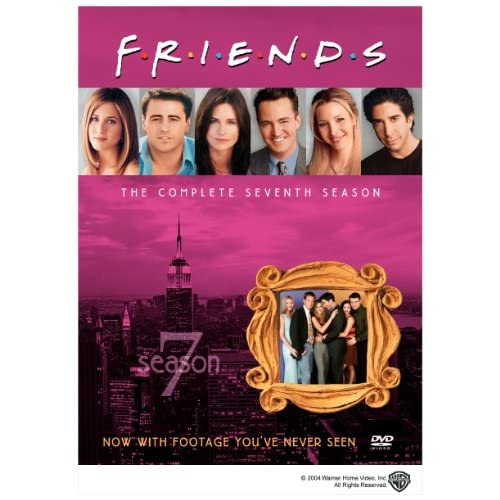 Друзья - Сезон 7 (friends - Season 7) [RUS+ENG DVDRipS] (ВСЕ серии)