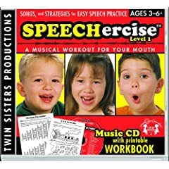 Speechercise - A Musical Workout For Your Mouth
