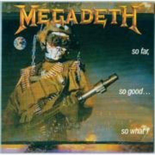 Megadeth - So Far, So Good... So What_ - Zortam Music