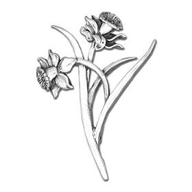 Amazon.com: Daffodil Brooch: Jewelry & Watches from amazon.com