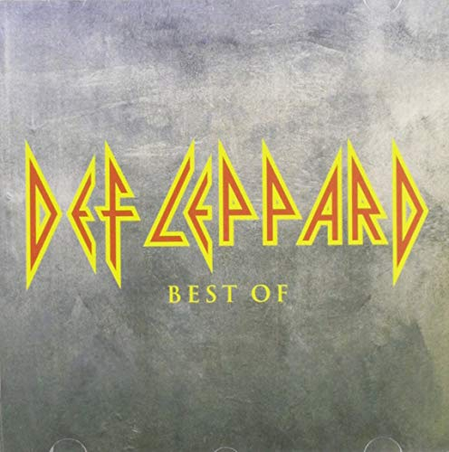 Def Leppard - Def Leppard Best Of (Limited Edition Double CD) Disc 1 - Zortam Music