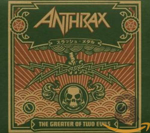 ANTHRAX - Two Greater - Zortam Music
