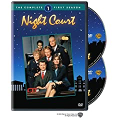 Night Court Dvds
