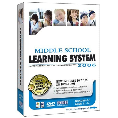 Middle School Learning System 2006