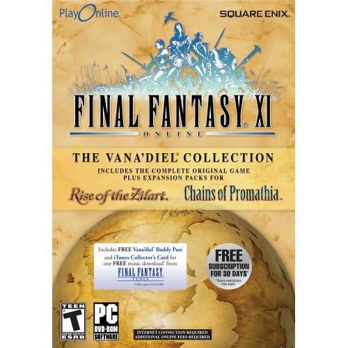 FFXI: Vana'diel Collection B000A7XSX4.01._SS500_SCLZZZZZZZ_V1123192850_