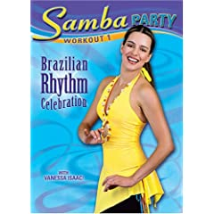 Samba Party Workout 1: Brazilian Rhythm Celebration