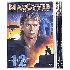 MacGyver Dvds