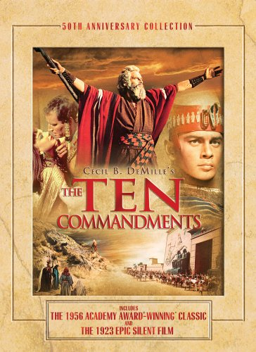 Ten Commandments, The / ������ ��������� (1956)