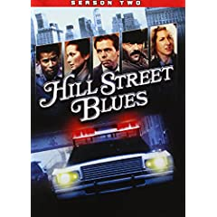 Hill Street Blues Dvds