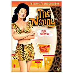 The Nanny Dvds