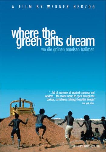 Где мечтают зеленые муравьи