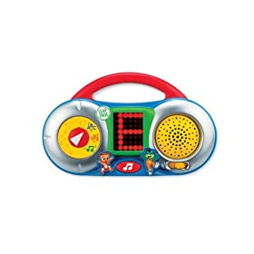 Fridge DJ Radio - LeapFrog Interactive