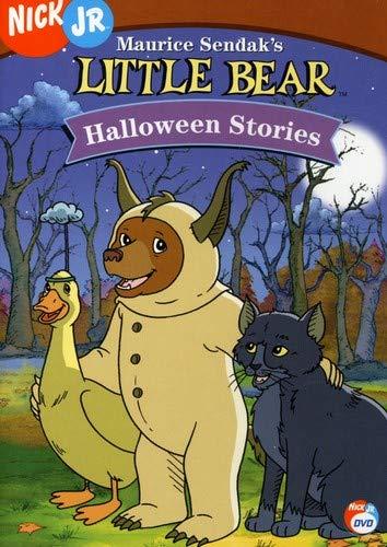 Скачать фильм Медвежонок: Истории на Хэллоуин /Little Bear: Halloween Stories/