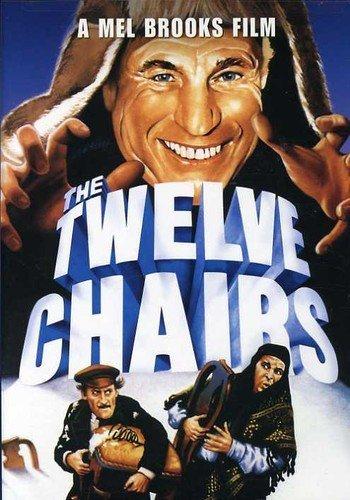 Twelve Chairs, The / Двенадцать стульев (1970)