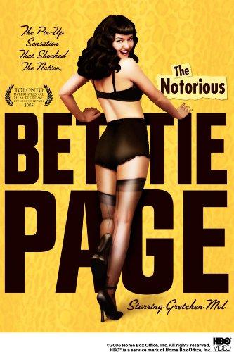 Notorious Bettie Page, The / Скандалы вокруг Бэтти Пейдж (2005)