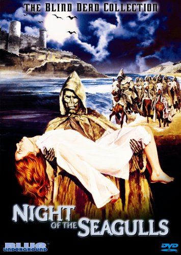 Noche de las gaviotas, La / Слепые мертвецы 4: Кровавый суд слепых мертвецов (1975)