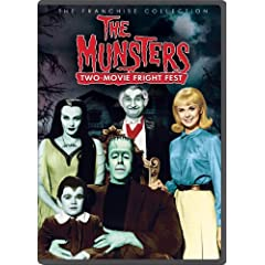 The Munsters: Two-Movie Fright Fest - (Franchise Collection) - (Munster, Go Home! &amp; The Munsters' Revenge)